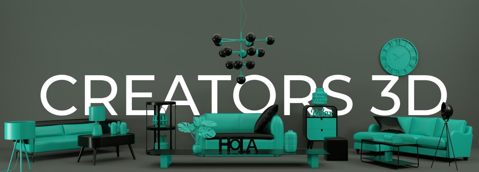 Creators 3D | Online 3D Viewer